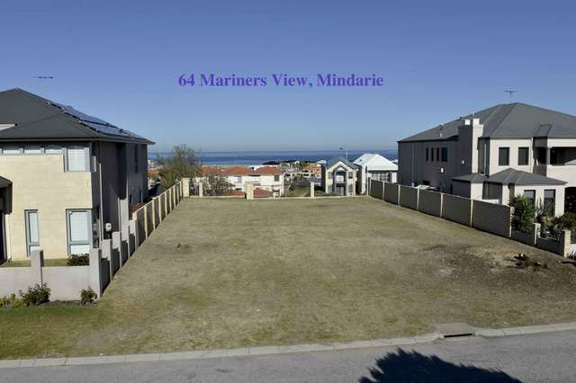 64 Mariners View, Mindarie WA 6030