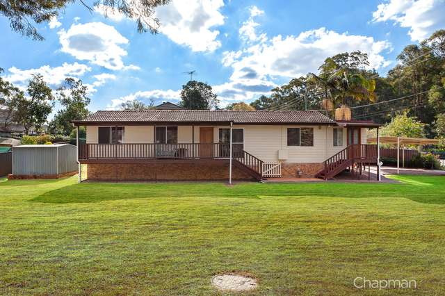 55 Mitchells Pass, Blaxland NSW 2774