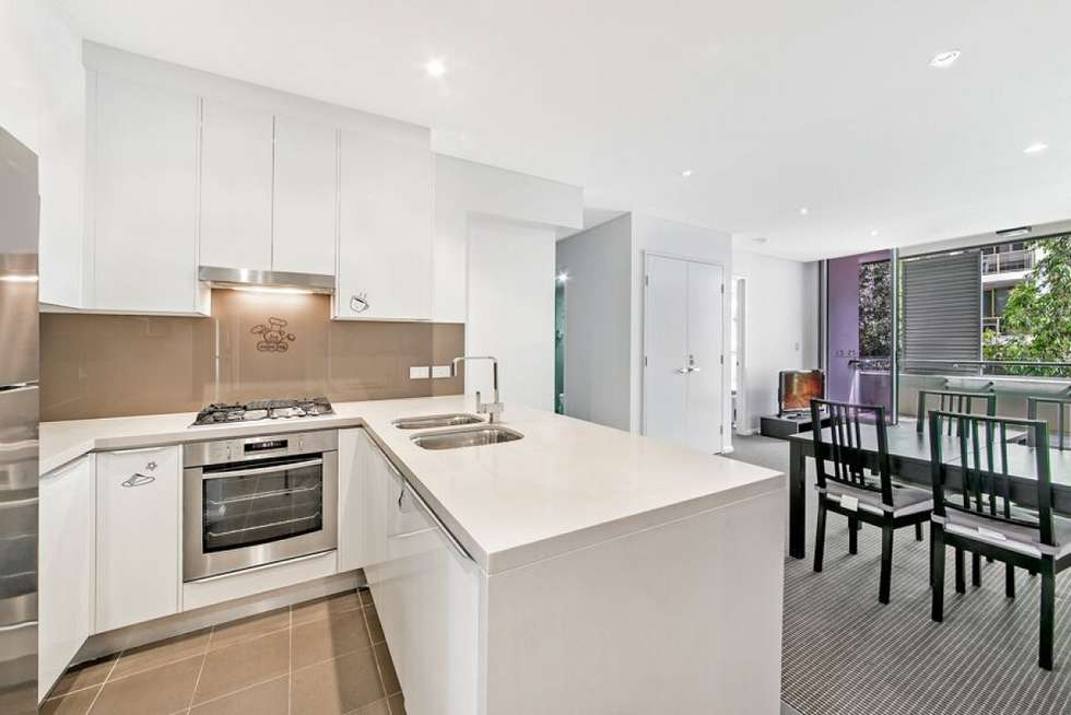 Second view of Homely apartment listing, 119/2 Meredith Avenue, Rhodes NSW 2138