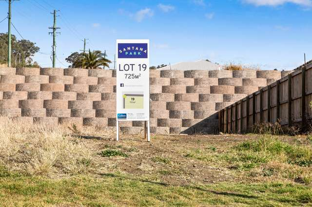 LOT 19 Boundary Street, Cotswold Hills QLD 4350