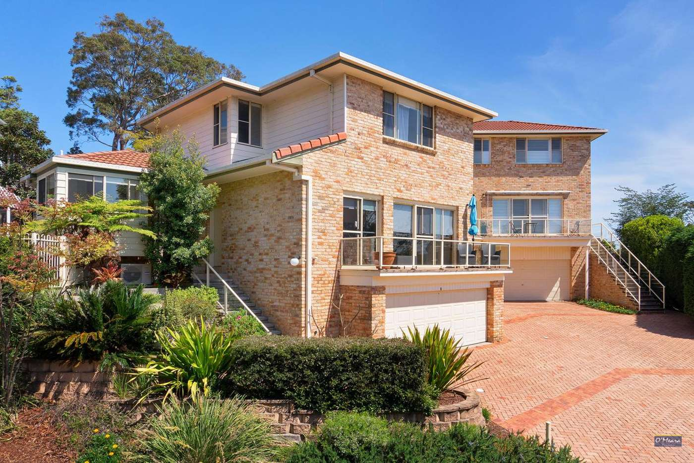 Main view of Homely townhouse listing, 1/35A Wallawa Road, Nelson Bay NSW 2315