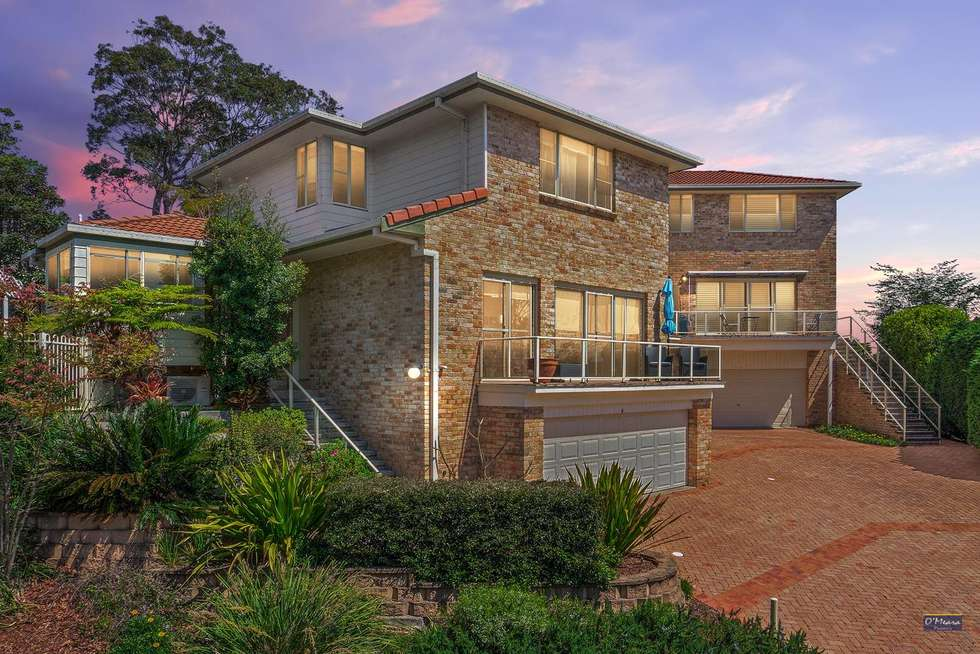 Second view of Homely townhouse listing, 1/35A Wallawa Road, Nelson Bay NSW 2315