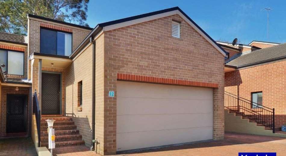 12/2 Parsonage Road, Castle Hill NSW 2154