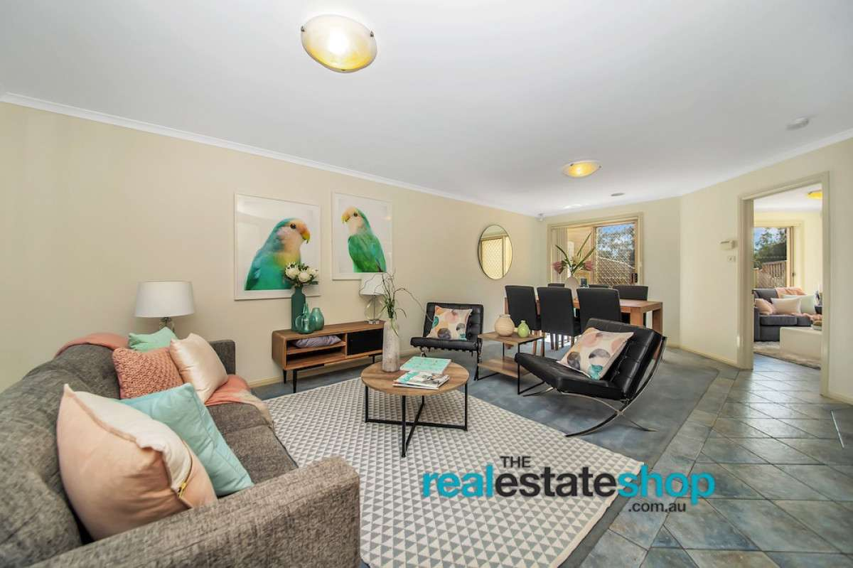Main view of Homely townhouse listing, 4/95 Lampard Circuit, Bruce, ACT 2617