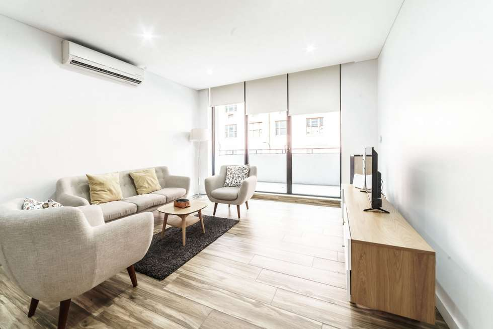 Second view of Homely apartment listing, 252/71 Jones Street, Ultimo NSW 2007