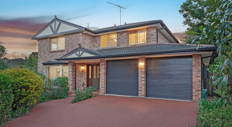 3 Carina Place, Castle Hill NSW 2154