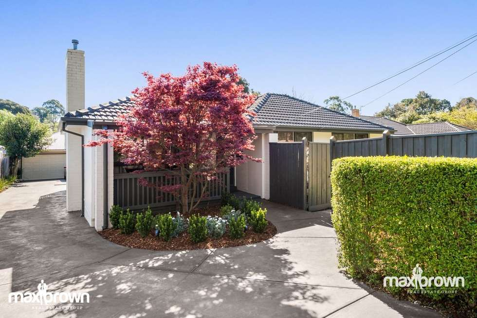 Second view of Homely house listing, 1/168 Bayswater Road, Croydon South VIC 3136