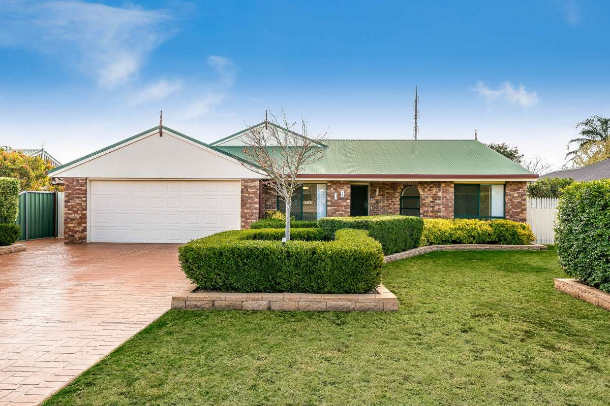 Main view of Homely house listing, 19 Emma Drive, Kearneys Spring, QLD 4350