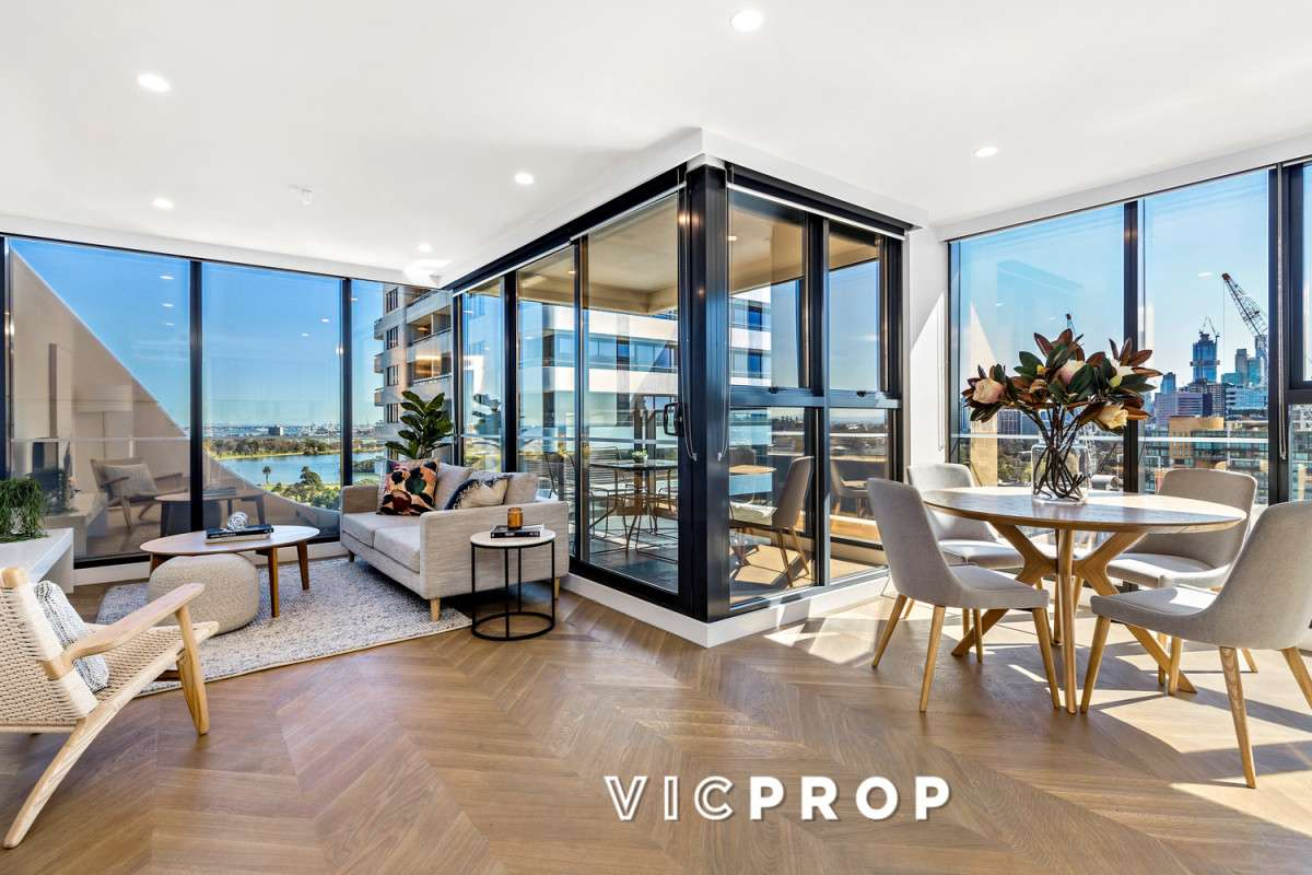 Main view of Homely apartment listing, 1312/478 St Kilda Road, Melbourne, VIC 3004