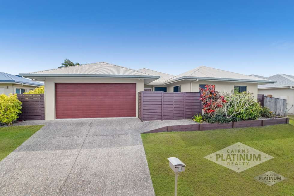 Second view of Homely house listing, 11 Norwood Crescent, Trinity Park QLD 4879