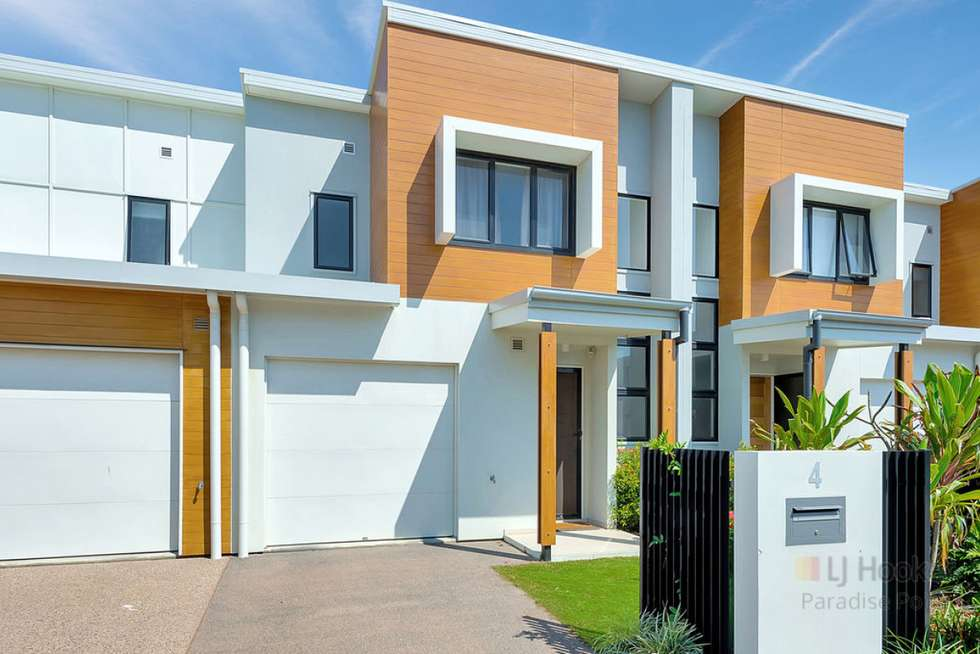 Second view of Homely townhouse listing, 4 Sorrento Street, Hope Island QLD 4212