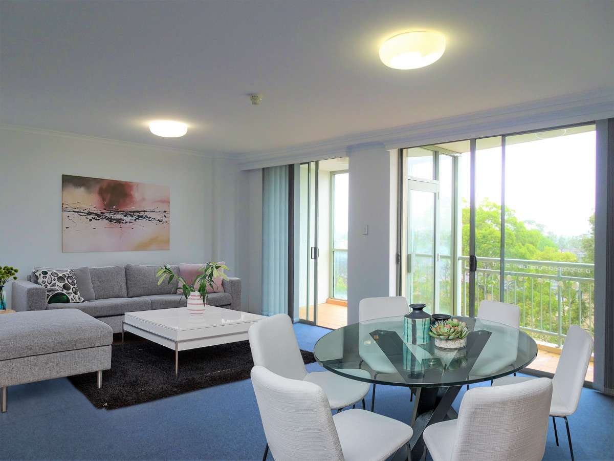 Main view of Homely apartment listing, 125/438 Forest Road, Hurstville, NSW 2220