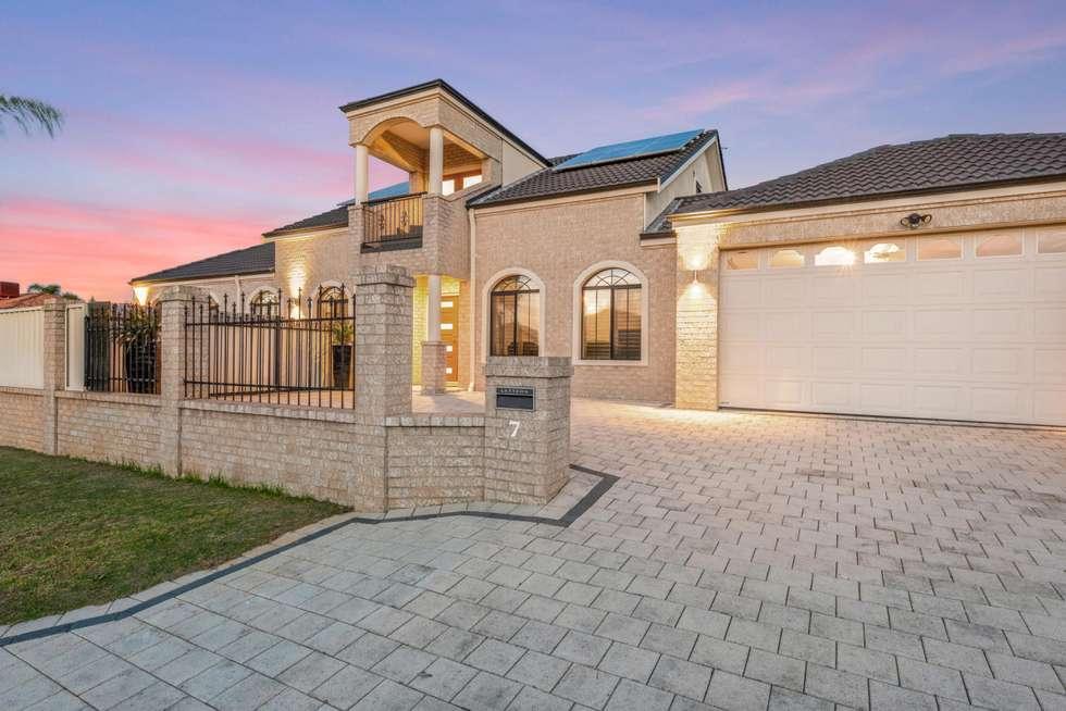 Third view of Homely house listing, 7 Cherub Way, Currambine WA 6028