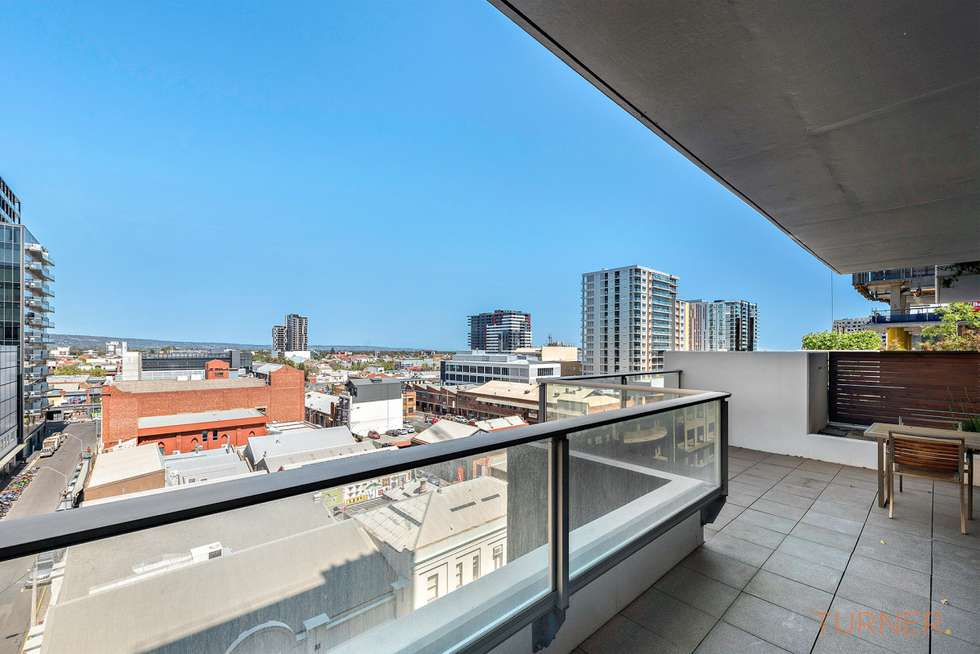 Second view of Homely apartment listing, 607/102-110 Waymouth Street, Adelaide SA 5000