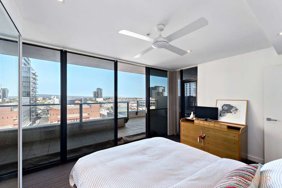 Third view of Homely apartment listing, 607/102-110 Waymouth Street, Adelaide SA 5000