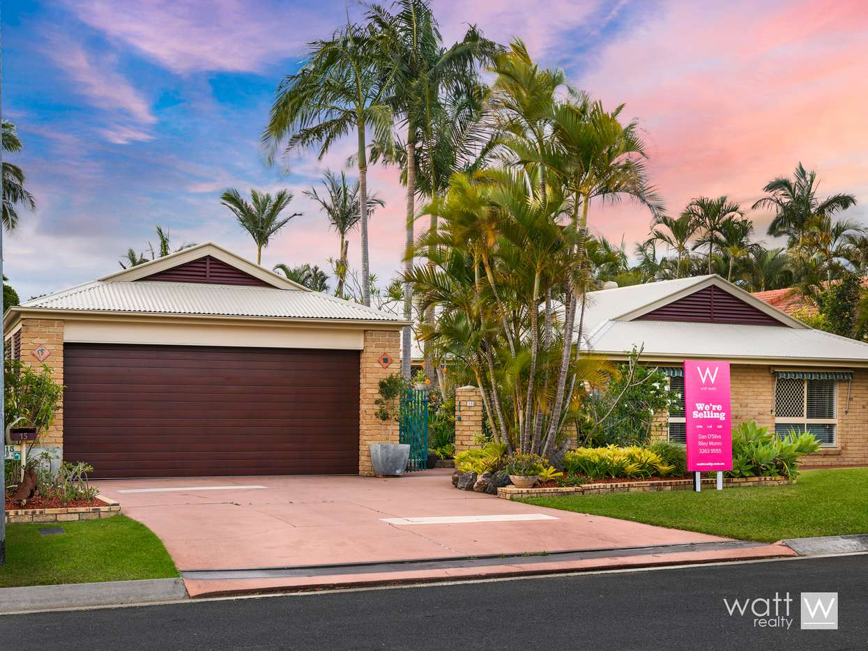 Main view of Homely house listing, 15 Myrtle Crescent, Bridgeman Downs, QLD 4035