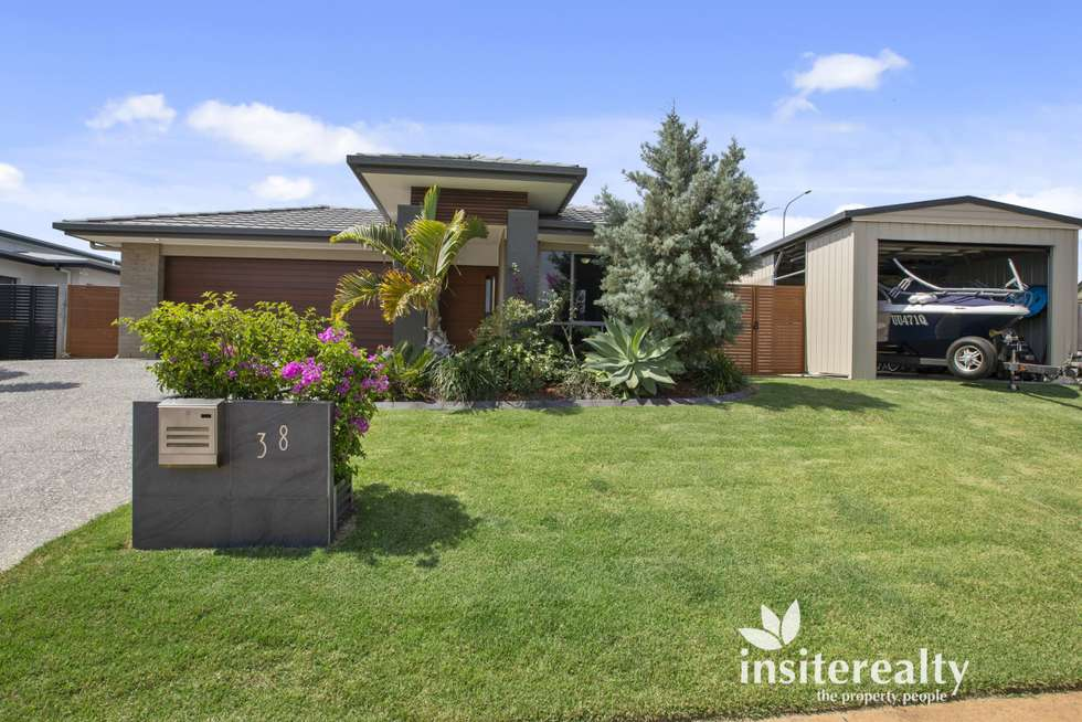 Second view of Homely house listing, 38 Hegarty Circuit, Bli Bli QLD 4560