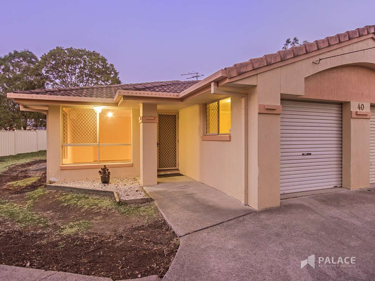 Main view of Homely semidetached listing, 1/40 Cambridge Street, Silkstone, QLD 4304