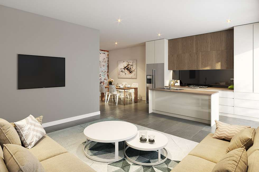 Second view of Homely townhouse listing, 2/17 High Street, Waratah NSW 2298
