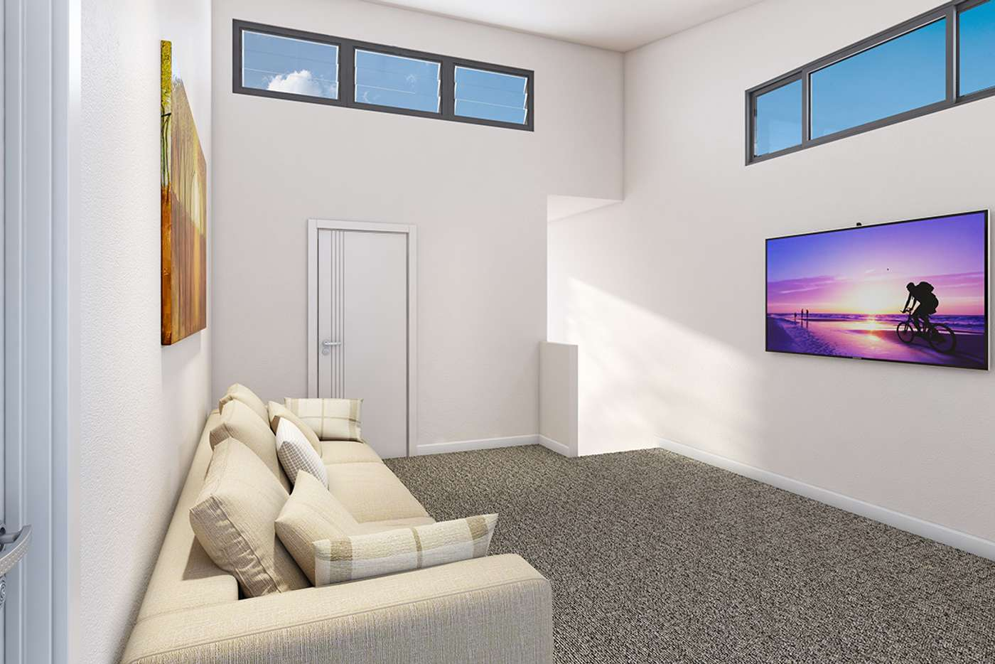 Fourth view of Homely townhouse listing, 2/17 High Street, Waratah NSW 2298