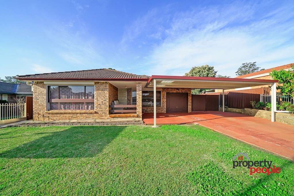 Main view of Homely house listing, 3 Thorne Place, Ingleburn, NSW 2565