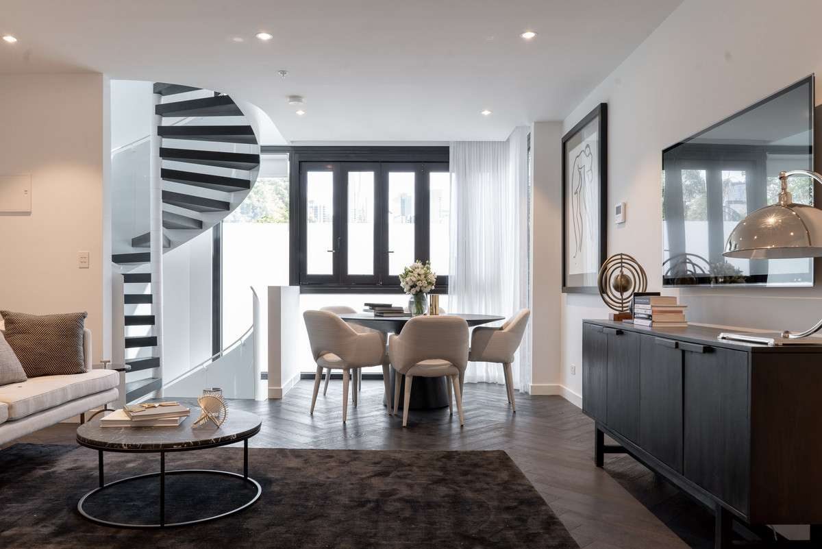 Main view of Homely apartment listing, 3A Fitzpatrick Street, South Melbourne, VIC 3205