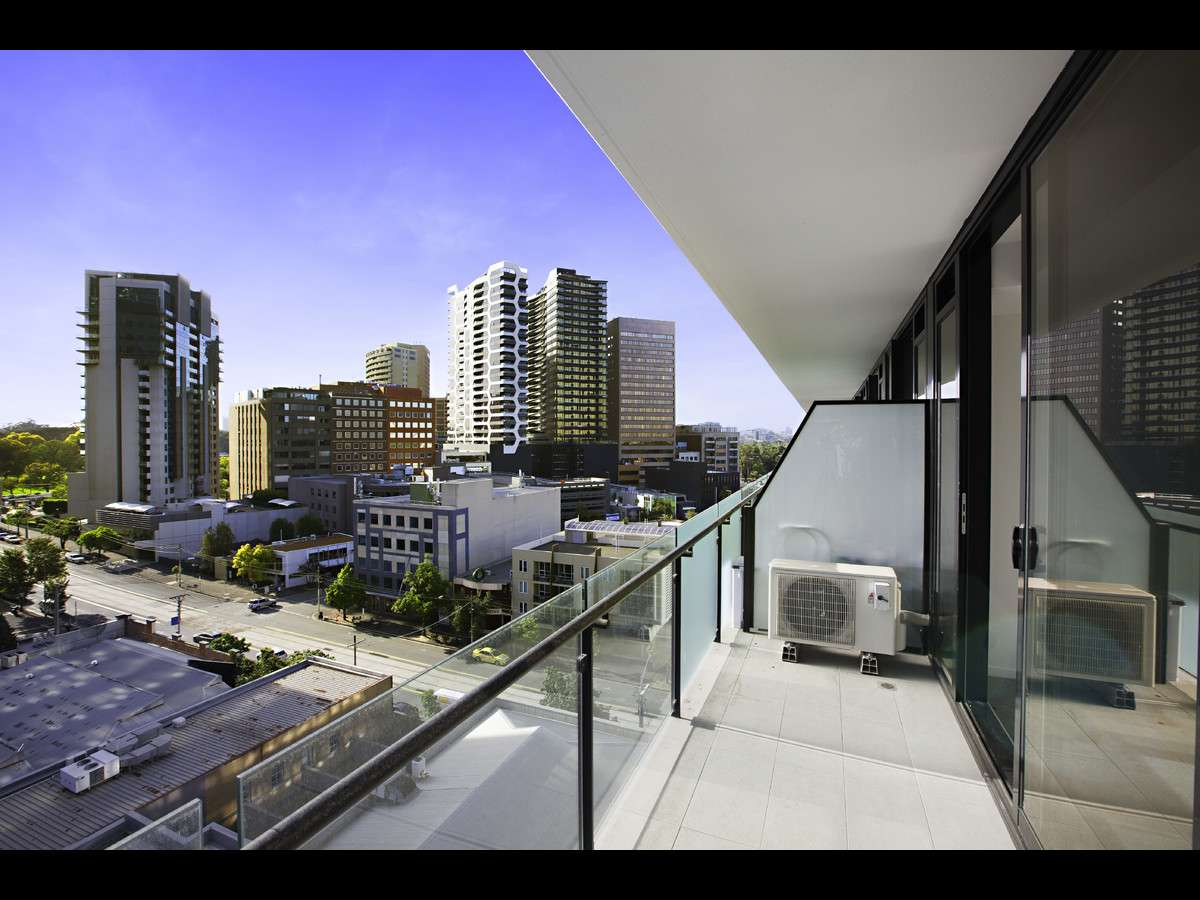 Main view of Homely apartment listing, 907/52 Park Street, South Melbourne, VIC 3205