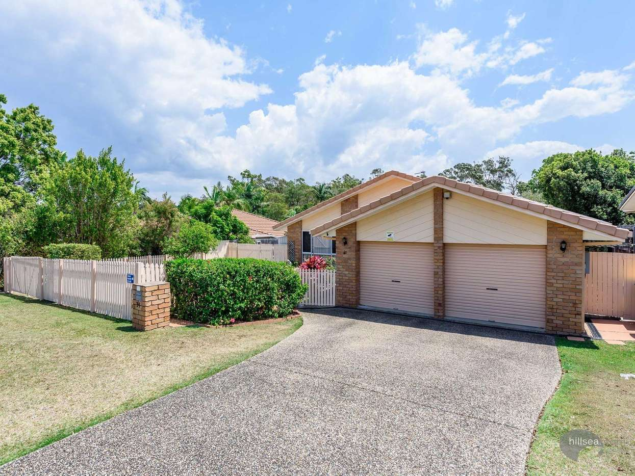 Main view of Homely house listing, 31 Inverness Way, Parkwood, QLD 4214