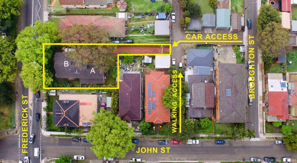 115A & 115B Frederick Street, Ashfield NSW 2131