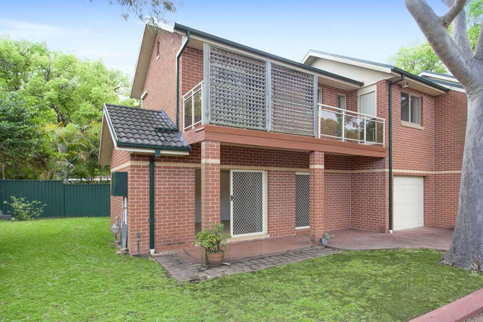 Second view of Homely house listing, 115A & 115B Frederick Street, Ashfield NSW 2131