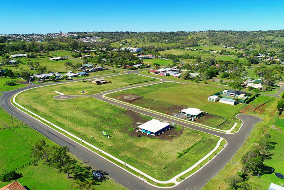 Second view of Homely residentialLand listing, 42 Rudd Street, Drayton QLD 4350