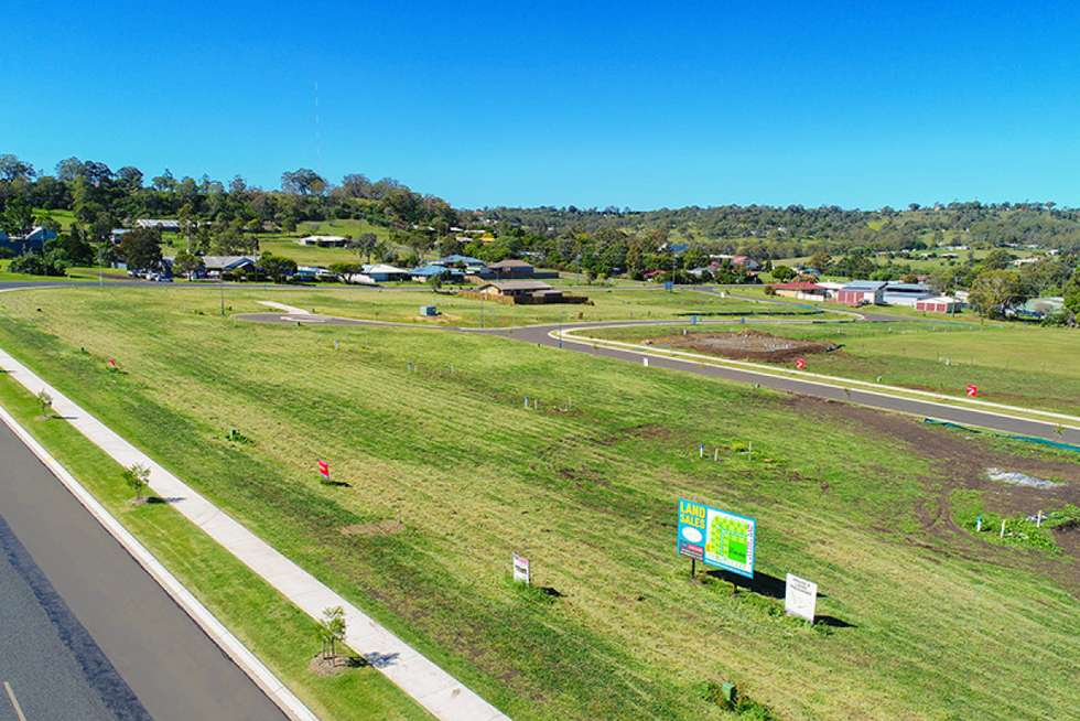Third view of Homely residentialLand listing, 42 Rudd Street, Drayton QLD 4350
