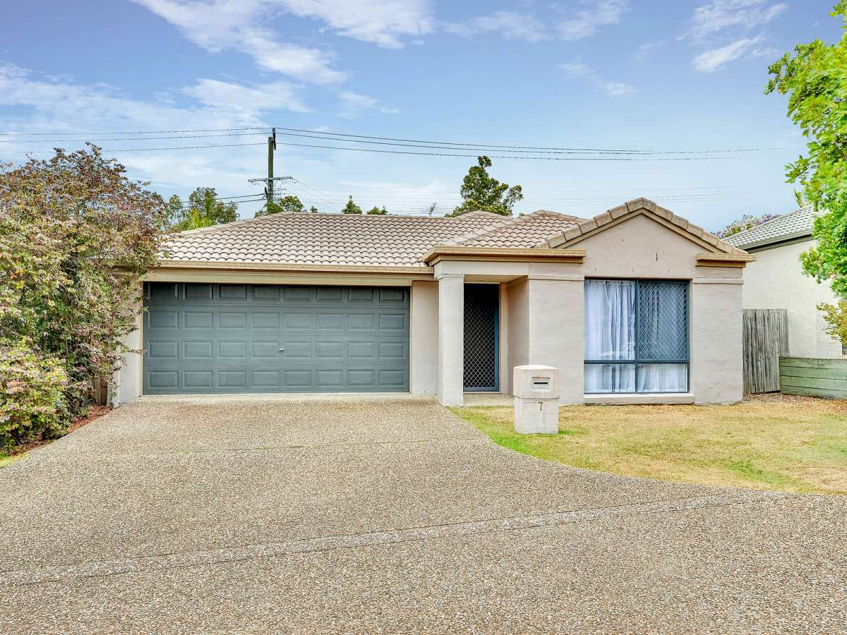 Main view of Homely townhouse listing, 7/91 Ashridge Road, Darra, QLD 4076