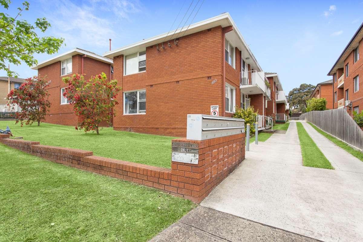 Main view of Homely apartment listing, 21/158-160 Croydon Avenue, Croydon Park, NSW 2133