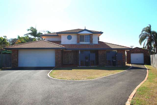 22 Ernie Pattison Drive, Avenell Heights QLD 4670