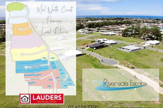Lots 9 to 49 Riverside Estate, Old Bar NSW 2430