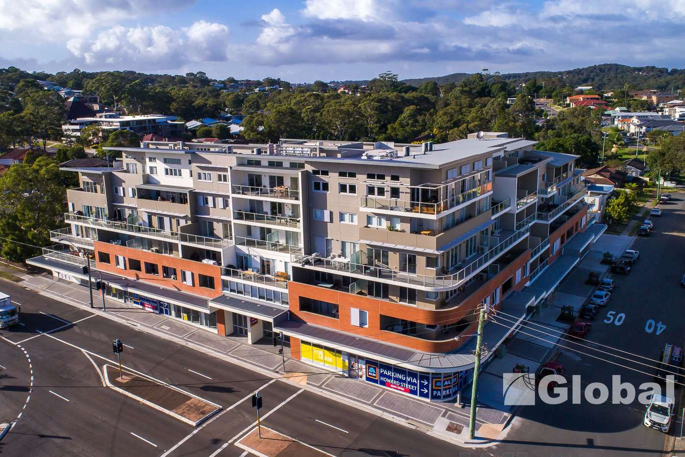 Main view of Homely apartment listing, 130/6 Howard Street, Warners Bay, NSW 2282