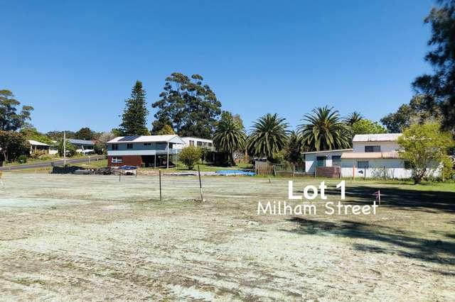 LOT 1 Milham Street, Lake Conjola NSW 2539