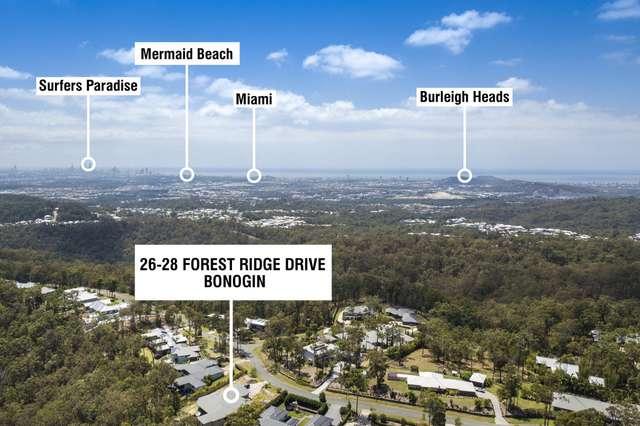 26-28 Forest Ridge Drive, Bonogin QLD 4213