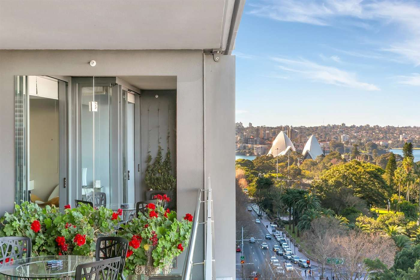 Main view of Homely apartment listing, 1002/185 Macquarie Street, Sydney, NSW 2000