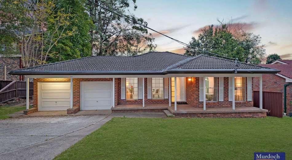 30 Yanderra Grove, Cherrybrook NSW 2126