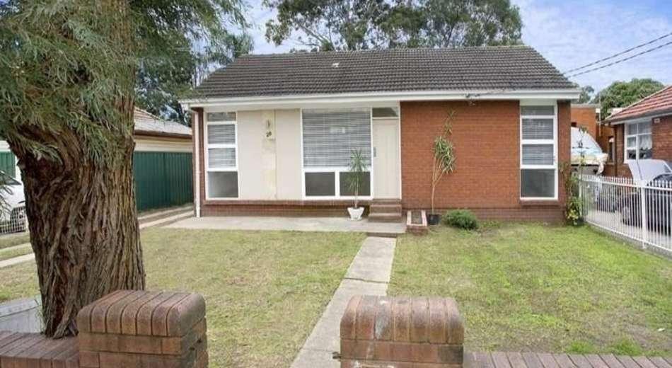 28 Fountain Avenue, Croydon Park NSW 2133