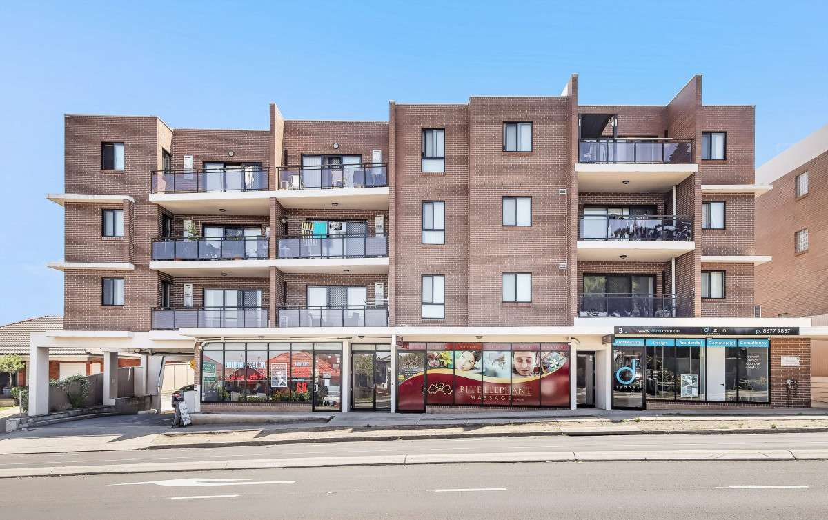 Main view of Homely block of units listing, 7/134-136 Woodville Road, Merrylands, NSW 2160