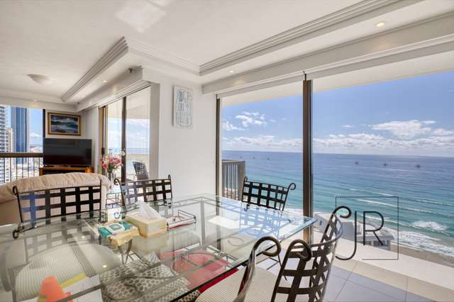 2502/28 Northcliffe Terrace, Surfers Paradise QLD 4217