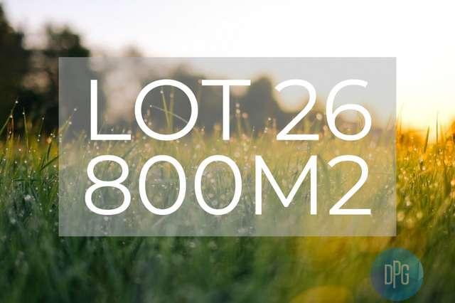 LOT 26 Loyola Run, Mansfield VIC 3722