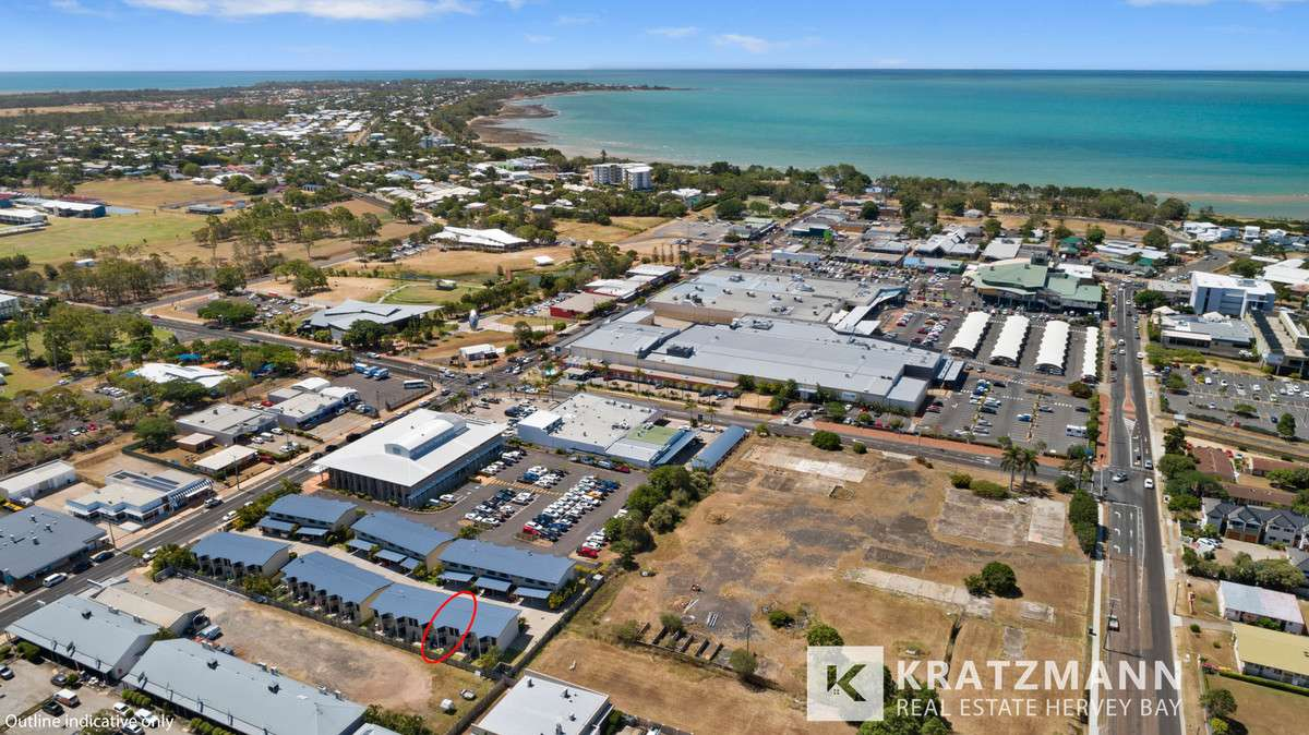 Main view of Homely townhouse listing, 24/56-58 Main Street, Pialba, QLD 4655