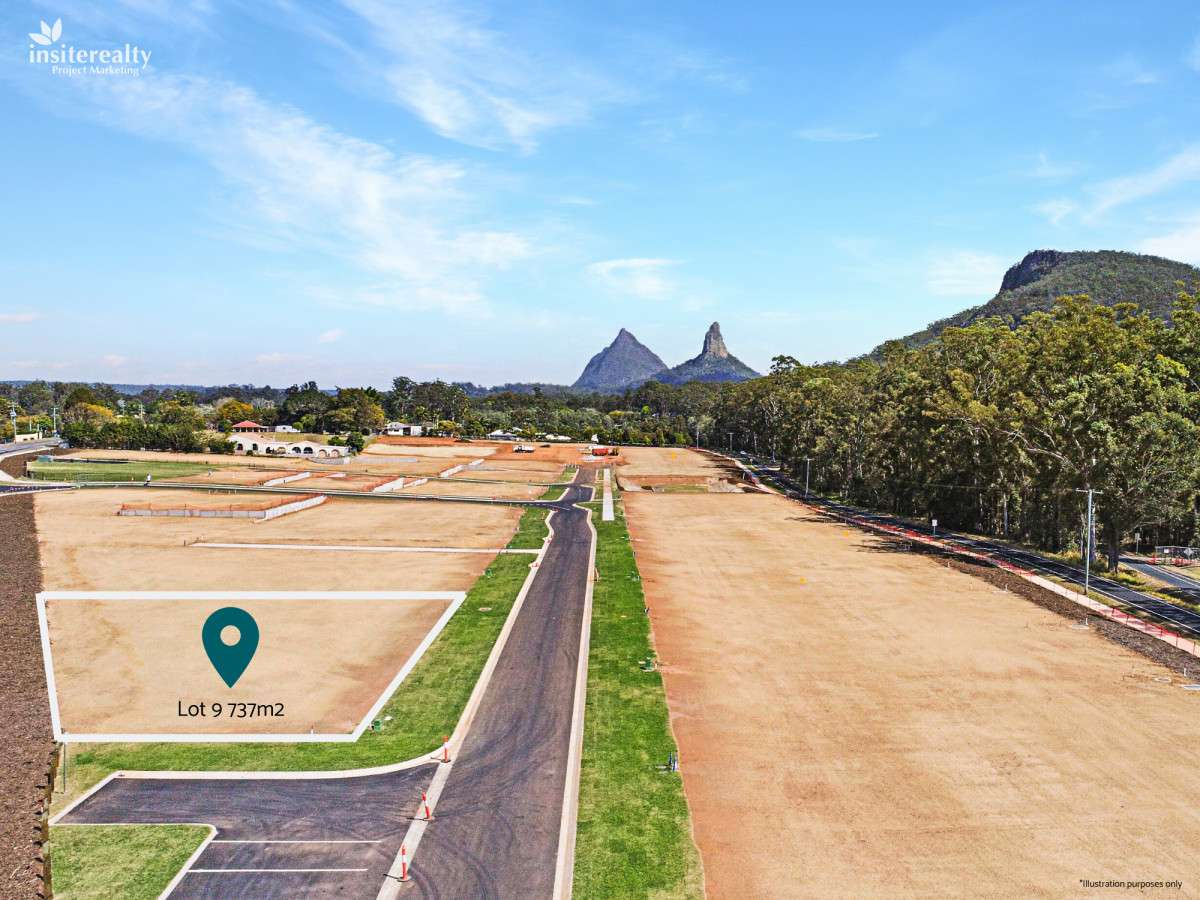 Main view of Homely house listing, Lot 9/108 Coonoowrin Road, Glass House Mountains, QLD 4518