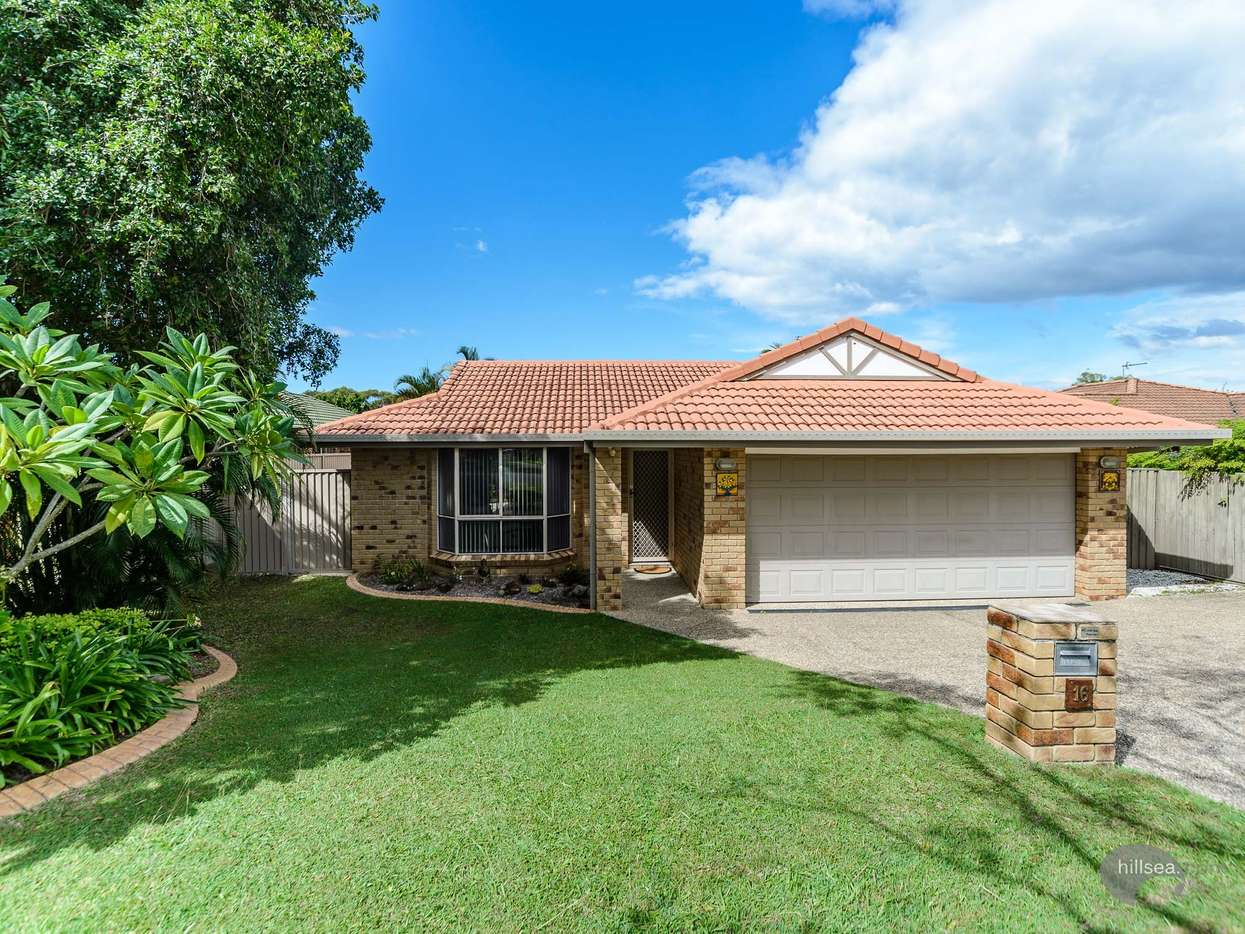 Main view of Homely house listing, 16 Maidstone Place, Parkwood, QLD 4214