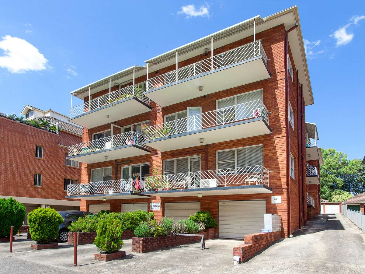 Main view of Homely apartment listing, 17/40 Belmore Street, Burwood, NSW 2134
