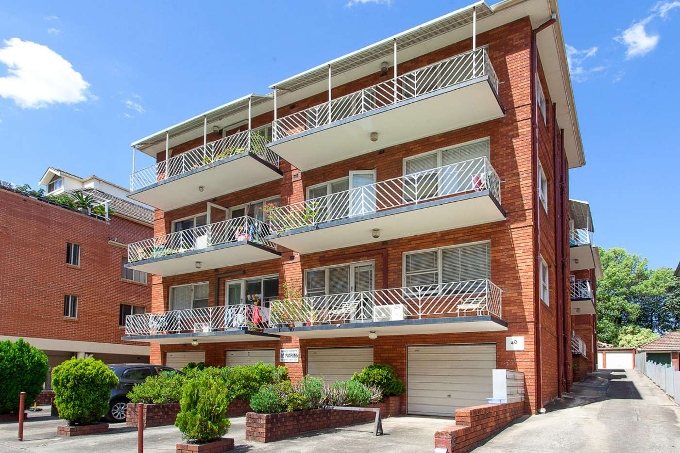 Main view of Homely apartment listing, 17/40 Belmore Street, Burwood NSW 2134